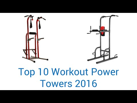 10 Best Workout Power Towers 2016