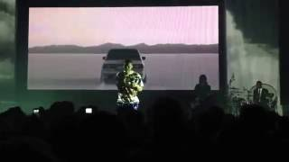 New Frank Ocean track #4 live in Munich 26.06.2013