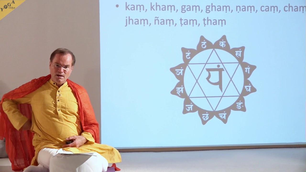 Die Bija Mantras des Anahata Chakras – YVS182 – Sanskrit – Teil 25