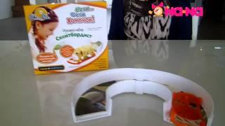 Видеообзор Игровой набор для хомячка Жу-Жу Петс (Скейт и дорожка)