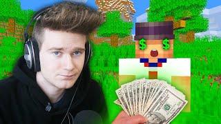 ZAKŁAD O 1000 ZŁ | Minecraft XD #13