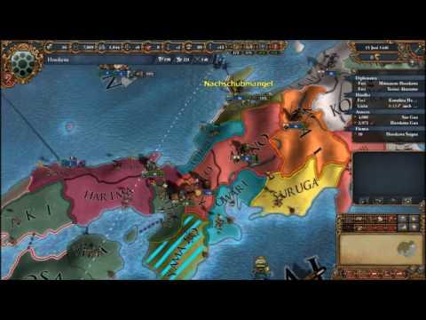 Europa Universalis 4 The Chrysanthemum Throne #1