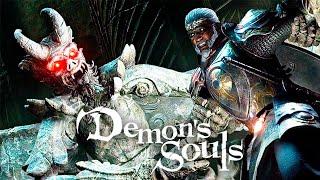 ПЕРВОЕ ПВП ► Demon's Souls Remake #12