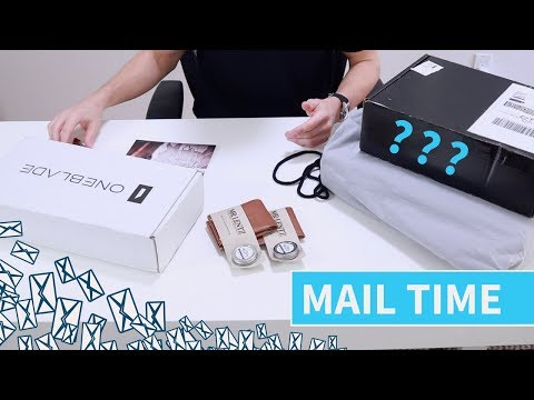 Men's Style and Grooming Unboxing | November 2017