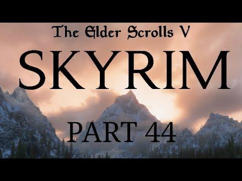 Skyrim - Part 44 - Mercer, Mercer Me