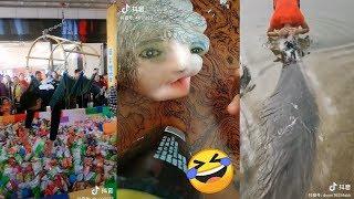 Những Khoảnh khắc hài hước và thú vị bá đạo trên Tik Tok Trung Quốc Triệu view   Tik Tok China #4