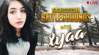 Playing PUBG with Sikhwarrior ! ❤️ | PUBG Livestream India | Xyaa