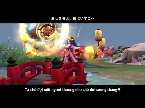 Lồng tiếng Nhật trang phục ARUM VŨ KHÚC LONG HỔ