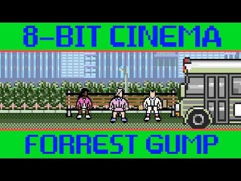 Forrest Gump - 8 Bit Cinema
