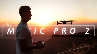 THE 10 BEST Cinematic SETTINGS for the MAVIC PRO 2