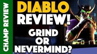 Diablo: MCOC Champion Spotlight and Review