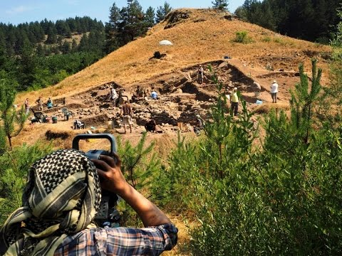 Bresto: Digging in the Time of Troy - Archaeological Field School with the BHFS