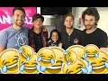 5SOS's Luke & Calum Hilarious Dan & Maz Interview