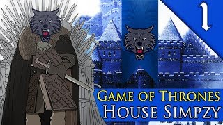 HOUSE SIMPZY! Mount & Blade Warband: Game of Thrones: A World of Ice & Fire: House Simpzy #1