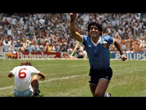 Goals Goals Goals Mexico 1986