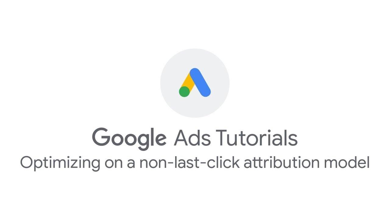 Optimizing on a non-last-click attribution model