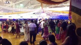 Auckland Gandhi hall garba 2014 /1