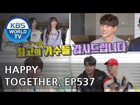 Happy Together I 해피투게더 - TWICE, Hwang Chiyeul, Dynamic Duo, Jung Seunghwan [ENG/2018.05.10]