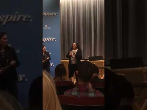 CBSEYESpeak Fireside chat with Diane Guerrero