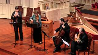 Tarquinio Merula: Ciaccona. Performed on original instruments by Voices of Music.