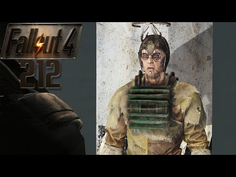 Let´s Play Fallout 4 Far Harbor Gameplay German Deutsch #212 - Alternative zu Mord