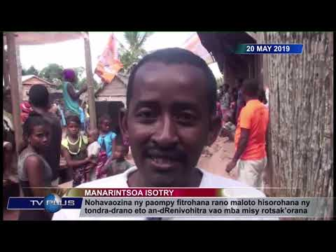 VAOVAO DU 20 MAI 2019 BY TV PLUS MADAGASCAR