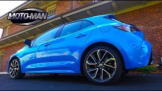 2019 Toyota Corolla Hatchback TECH REVIEW (1 of 2)