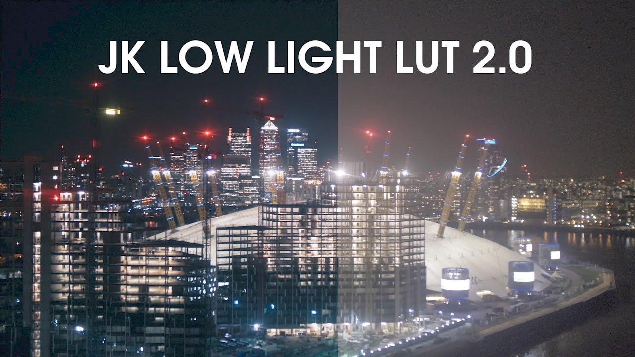 JK LOW LIGHT 2 0
