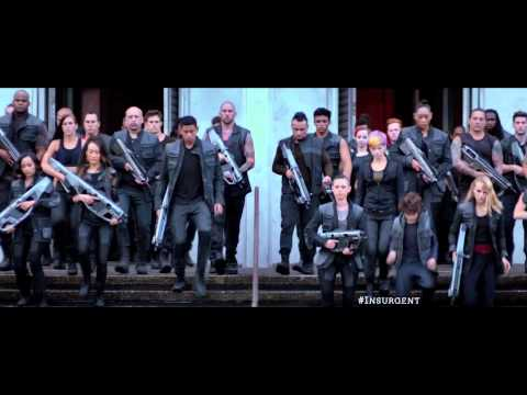 """THE DIVERGENT SERIES: INSURGENT - official TV spot - """"Fight Back"""""""