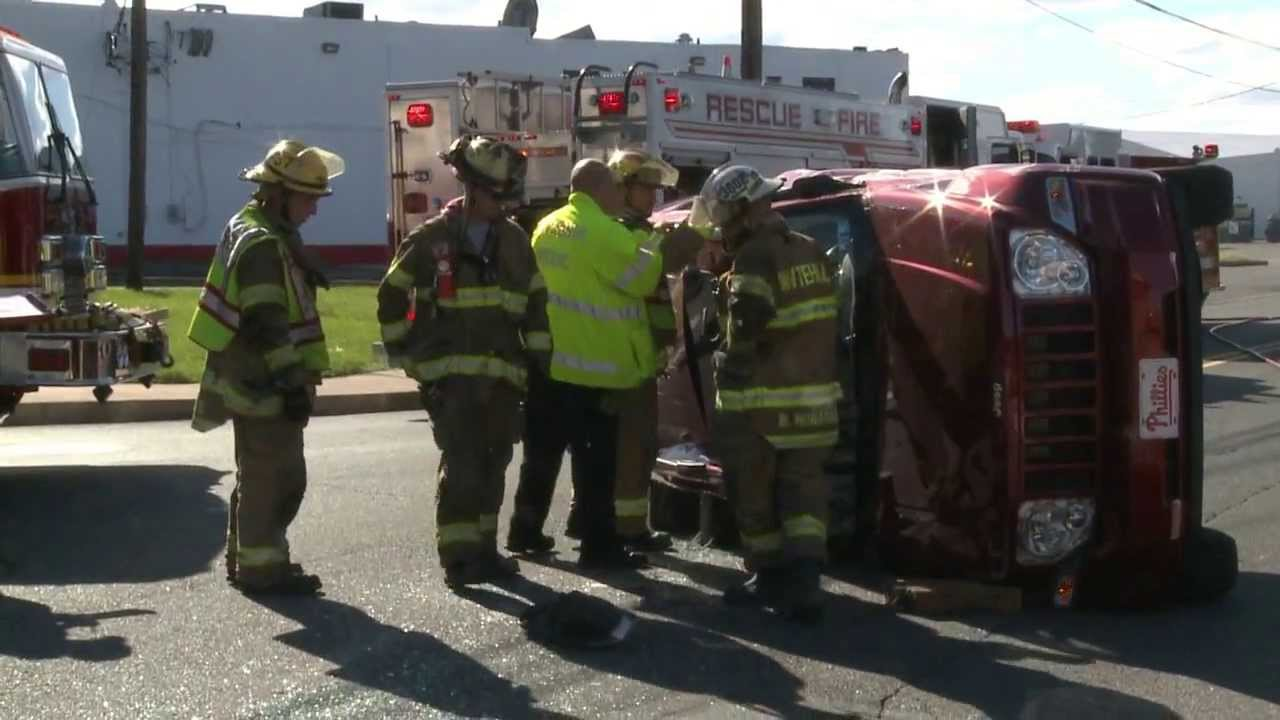 Car Accident Whitehall Pa
