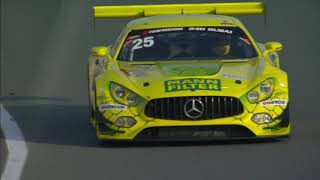 24H DUBAI 2019 Highlights Qualifying