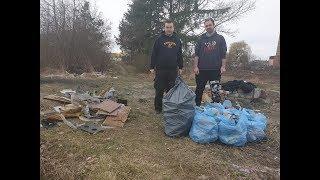 #TrashTag Challenge - dołączyliśmy do akcji sprzątania śmieci | Simmi