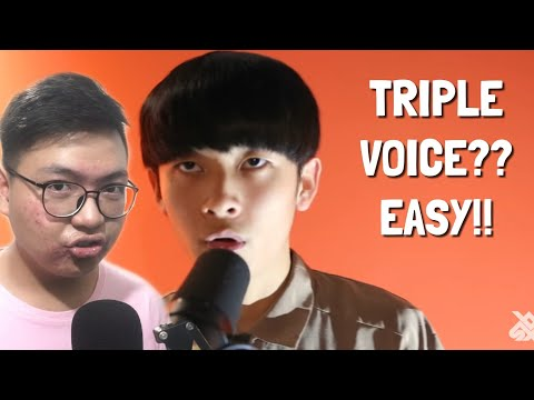 TRIPLE VOICE SHOW-GO ?? EASY!!    TUTORIAL BEATBOX INDONESIA thumbnail