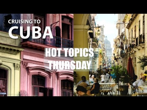 Cruising to CUBA & MEAN Comments Addressed!
