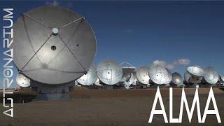 Astronarium - Obserwatorium ALMA
