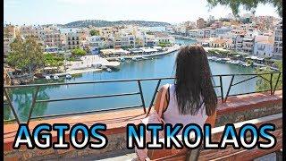 видео Агиос Николаос. Самый нетипичный город Крита