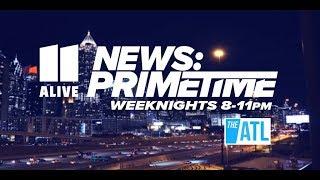 Atlanta News   11Alive News: Primetime March 30, 2020