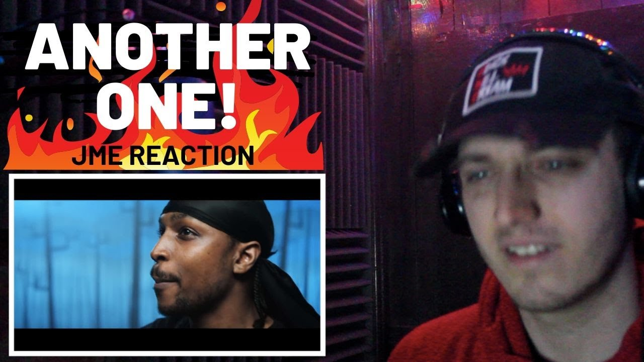 JME - Here | UK MUSIC REACTION
