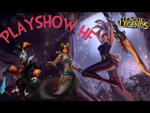 [League Of Legends] Harlem game !