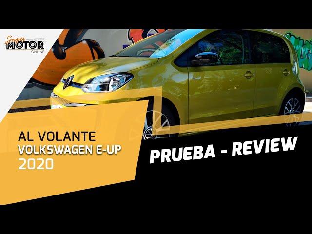 Al volante del Volkswagen e-UP 2020 / Review VW e-UP 2020 / SuperMotor.Online / T5 - E14