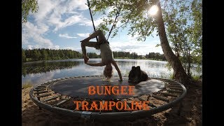 How to make a BUNGEE TRAMPOLINE