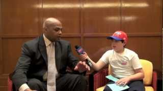 50th Birthday Interview With Charles Barkley
