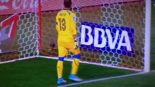 Video Gol Pertandingan Atletico Madrid vs Sevilla