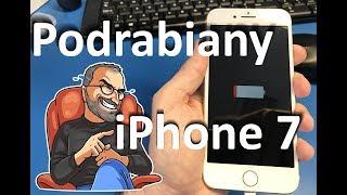 Teardown podrabianego iPhone 7 - Goophone i7