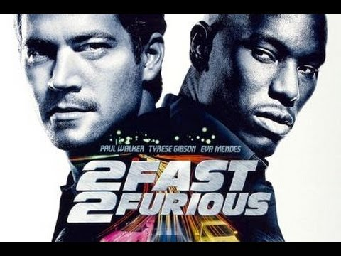 2 Fast 2 Furious (2003) Movie Review by JWU