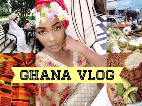 GHANA VLOG 2017