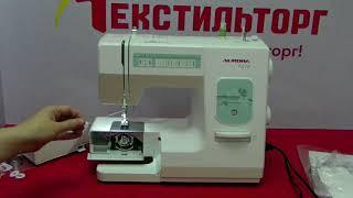 Обзор швейной машины Aurora 7010