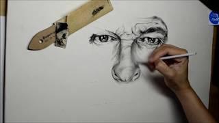 Drawing John Noble Part2