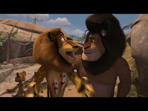 DreamWorks Madagascar | A Iniciação | Madagascar: Escape 2 Africa Filme