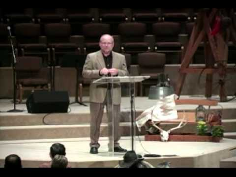 Tom Ramsey Speaking at Baskets of Hope 2010